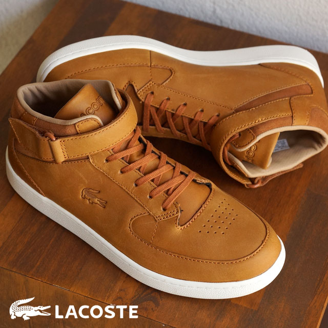 LACOSTE Lacoste mens sneakers TURBO TAN (MSG031-013 FW15Q3)
