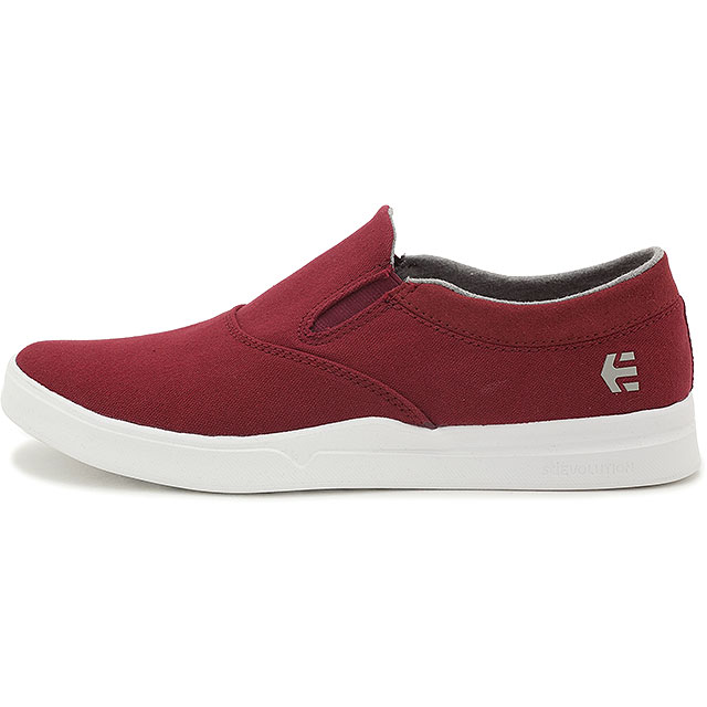 ETNIES Etnies 运动鞋滑冰鞋滑 SC CORBY Corby 滑 SC 勃艮第葡萄酒 (4101000441-602 HO15)