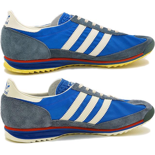 adidas Originals Adidas originals sneakers SL72 S L 72 air force blue Legacy slate (909495)adidas Originals Adidas shoetime