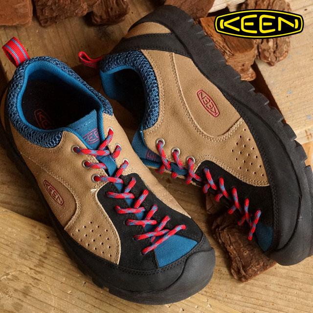 5445ba0b4c03 keen Kean jasper locks trekking shoes KEEN Jasper Rocks MNS Starfish Racing  Red 1013301 shoes