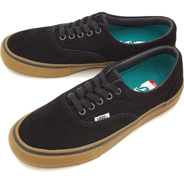 VANS vans sneakers mens Womens ERA PRO Ella Pro BLACK GUM (N-0VFBB9M FW15) 5c31a24704