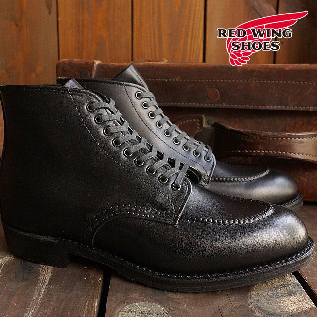 【返品サイズ交換可】レッドウィング ジラード ブーツ メンズ レディース REDWING 9090 Girard Boot Black Featherstone【コンビニ受取対応商品】