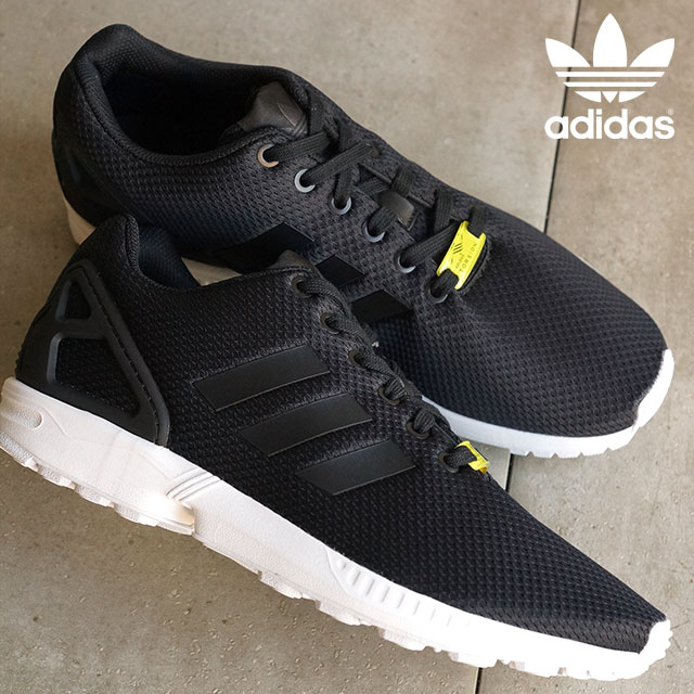 adidas adidas originals sneakers ZX FLUX mita Zed x-ray flux Mita Black  Black White (M19840)