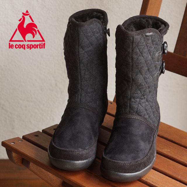 51a1ac469f5 Le coq sportif Lecoq Womens sneakers winter boots BELLEY MID II Alcock  sportif beret mid 2 ...