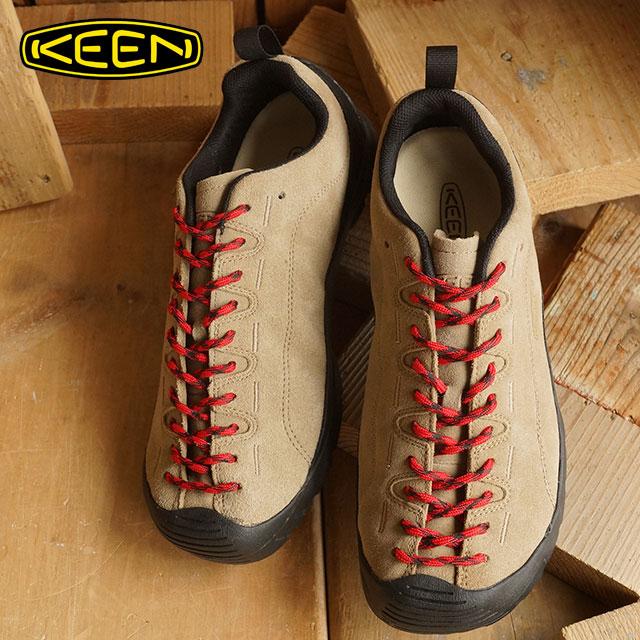【月間優良ショップ】【サイズ交換無料】キーン ジャスパー トレッキングシューズ ウィメンズ KEEN Jasper Silver Mink WMNS 靴 (1004347)【コンビニ受取対応商品】