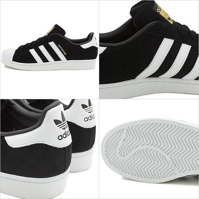 Originali Adidas Superstar Delle Donne In Bianco E Nero LKNl39P