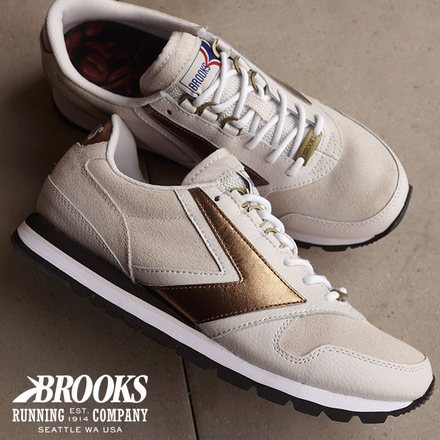 ceeddf7ea66 BROOKS Brooks sneakers shoes men MNS HERITAGE CHARIOT heritage chariot  Coffeehouse Latte (1101781D-258 HO15) shoetime