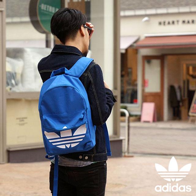 856a806fbc44 adidas Originals adidas originals Apparel Mens Womens BACKPACK CLASSIC  TREFOIL backpack classic trefoil Luc  AJ8527 AJ8528 AJ8529 AJ8530 AJ8531 AJ8532 SS16