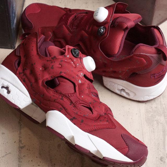 6d7785ba リーボッククラシックインスタポンプフューリー SP Reebok CLASSIC men gap Dis sneakers INSTAPUMP  FURY SP MERLOT ...