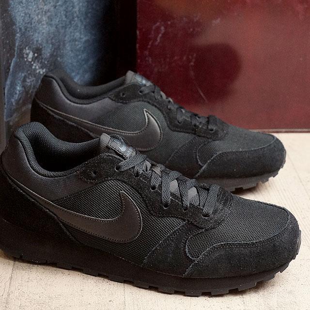 43f1b34b51b80 Nike MD runner 2 NIKE men s MD RUNNER 2 black   Black   anthracite  (749794-002 FW16)