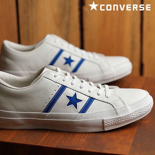 Converse star & Byrds leather CONVERSE STAR & BARS LEATHER (32340326 FW16)