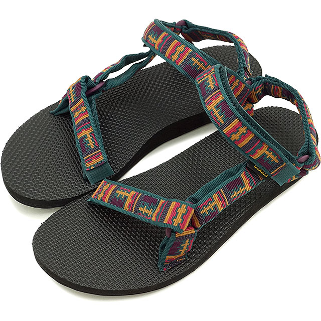 tebaredisuorijinaruyunibasaru Teva凉鞋WMNS Original Universal INCA WINE(1003987-IWN FW16)