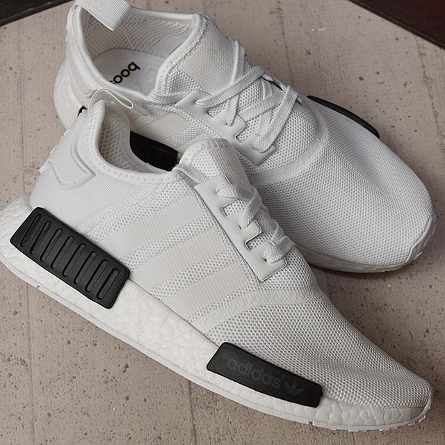 b8c0c6661240b NMD R1 adidas Originals adidas originals NMD R1 R White r white   core black  Nomad nmd (BB1968 FW16)
