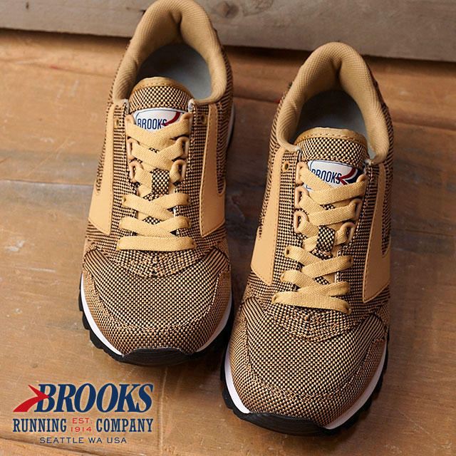 366e7faac68 Brooks heritage chariot BROOKS HERITAGE Lady s sneakers Chariot Taffy  (1201711B-248 FW16)