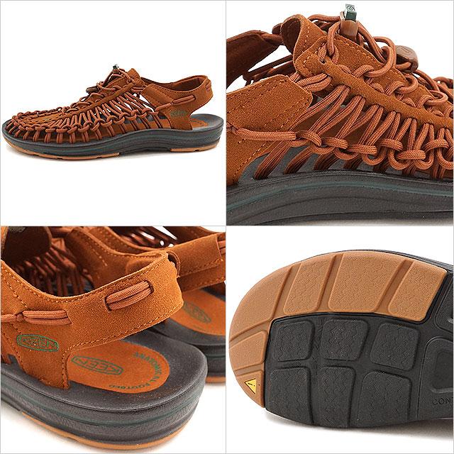 敏锐的男士独特敏锐凉鞋男子 UNEEK 修士布朗/航道 (1015288 FW16)