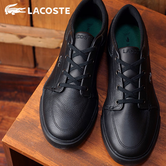 Lacoste Bayliss 316 1 LACOSTE mens sneakers BAYLISS 316 1 BLKBLK (MZK090