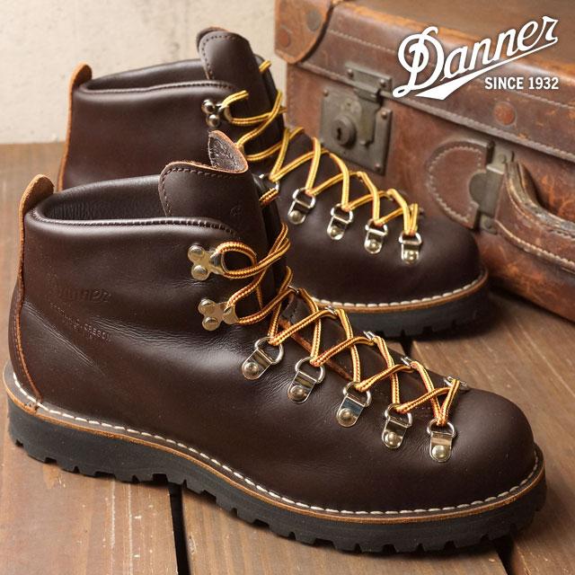 DANNER ダナー ブーツ MOUNTAIN LIGHT マウンテンライト ブラウン靴 (30866)【コンビニ受取対応商品】