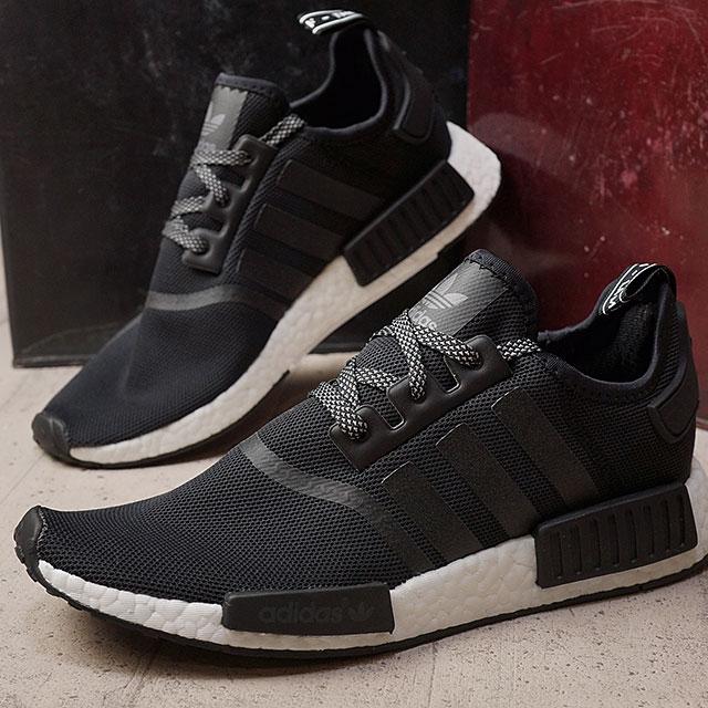 outlet store 36c67 82a10 NMD_R1 adidas Originals Adidas originals NMD R1 core black nomad nmd  (S31505 FW16) shoetime