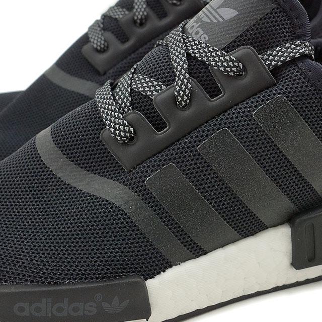 850076a2dc54b NMD R1 adidas Originals Adidas originals NMD R1 core black nomad nmd (S31505  FW16) shoetime