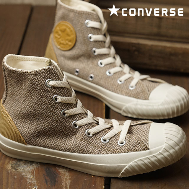 97f053874835 Converse all-stars ST hunting jacket R higher frequency elimination CONVERSE  ALL STAR ST HUNTINGJACKET R HI beige (32960249 FW16) shoetime