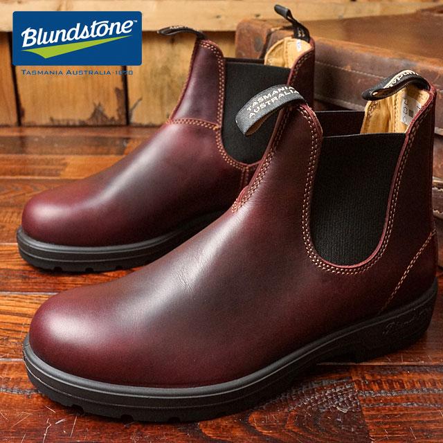 ブランドストーン サイドゴアブーツ Blundstone メンズ レディース 軽量コンフォートシューズ スムースレザー レッドウッド 靴 (BS1440110 FW16)【コンビニ受取対応商品】