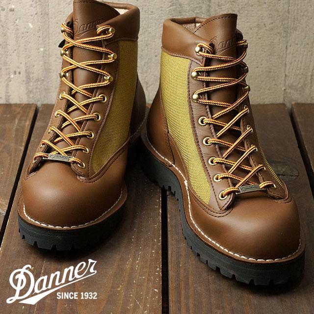 ダナー ダナーライト Danner メンズ ブーツ DANNER LIGHT KHAKI 靴 (30440 FW16)【コンビニ受取対応商品】