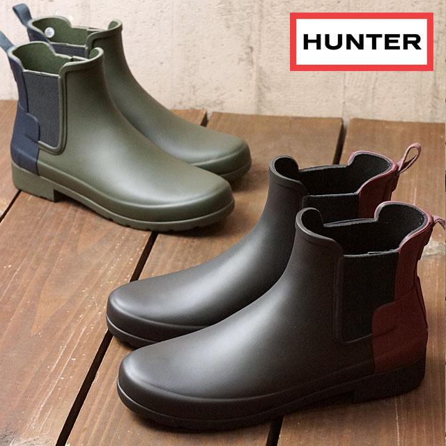 Rubber Boots Refined Hunter Original W Women's Chelseafw16 Couleur SVqzpUM