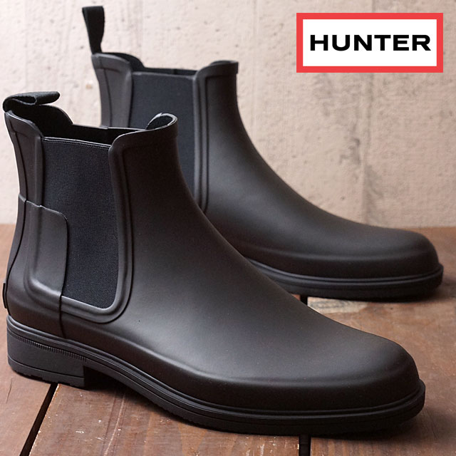 9bf9ecba5659 Hunter mens original refined Chelsea HUNTER men s rubber boots Couleur M ORIGINAL  REFINED CHELSEA (FW16)