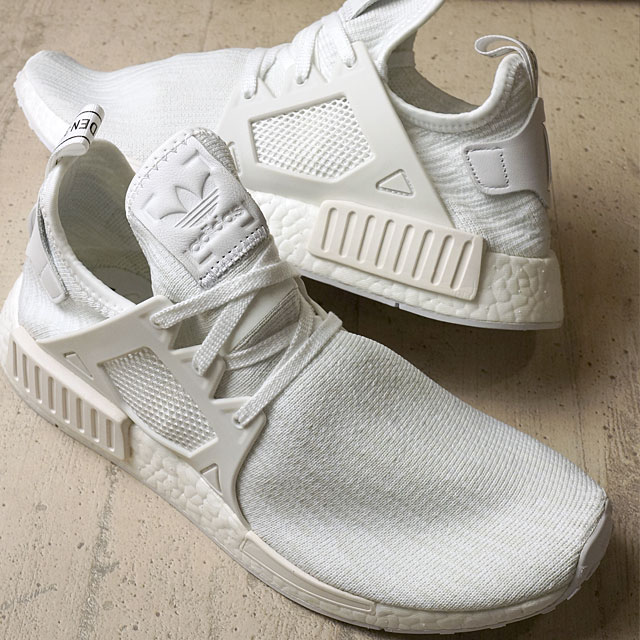 The adidas Originals NMD_XR1 Will Come in All White