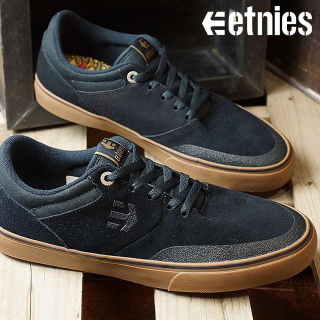 Etnies Marana Barca ETNIES men's women's Skate Shoes Sneakers MARANA VULC  NAVY/NAVY/GUM (FW16)