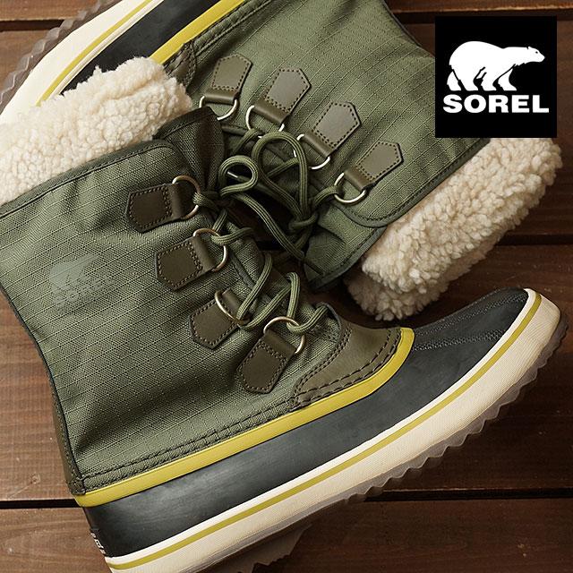 e34f2f3a624 Sorel Winter Carnival SOREL women's boots WINTER CARNIVAL peat moss  (NL1495-214 FW16) ...
