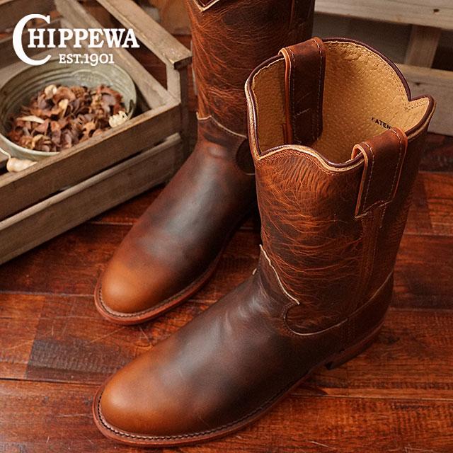 Chippewa women s 10 inch Roper boots CHIPPEWA women s leather shoes womens  10-inch roper boots M y Tan (CP1901W60) 94ffdedfd1