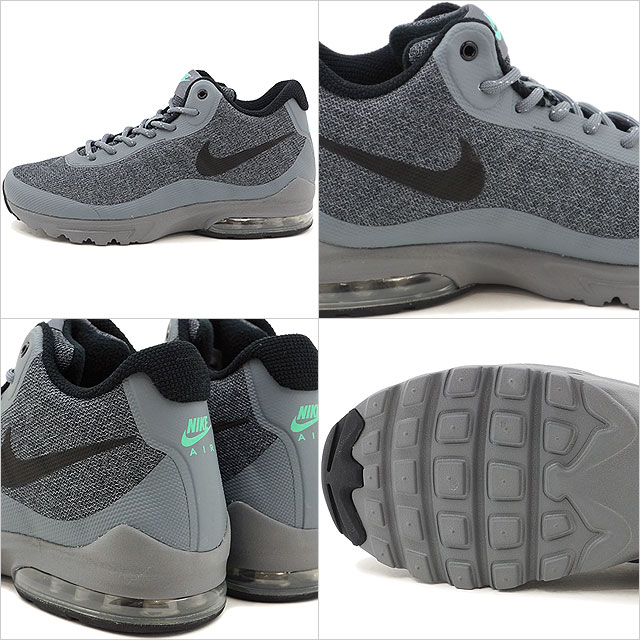 960d23049f ... NIKE Nike sneakers AIR MAX INVIGOR MID Kie Ney AMAX in bigarfish mid  cool gray ...