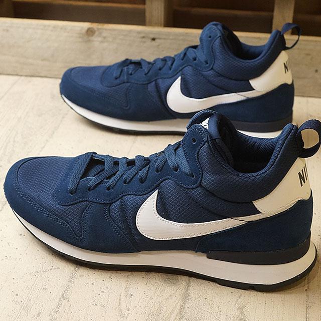b7d61a3df0ef NIKE Nike sneakers INTERNATIONALIST MID Nike internationalist mid midnight  navy   white   white   game royal   black (859