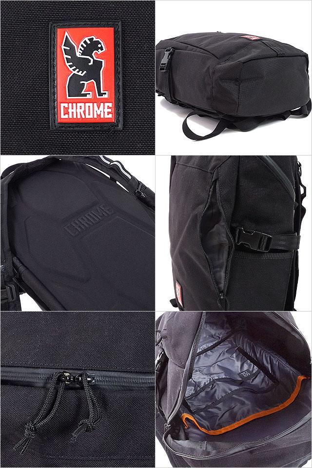 铬铬袋罗斯托夫罗斯托夫 (背包背囊背包) 黑色 (BG187BKBK)