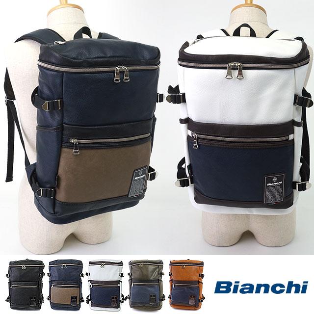 【即納】ビアンキ メンズ レディース Bianchi リュック バックパック (TBPI-08 SS16)【コンビニ受取対応商品】