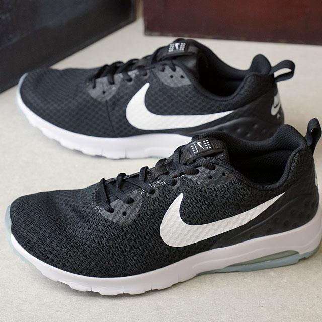 NIKE Nike sneakers AIR MAX MOTION LW Air Max motion LW black   white ( 833 bd524edd6
