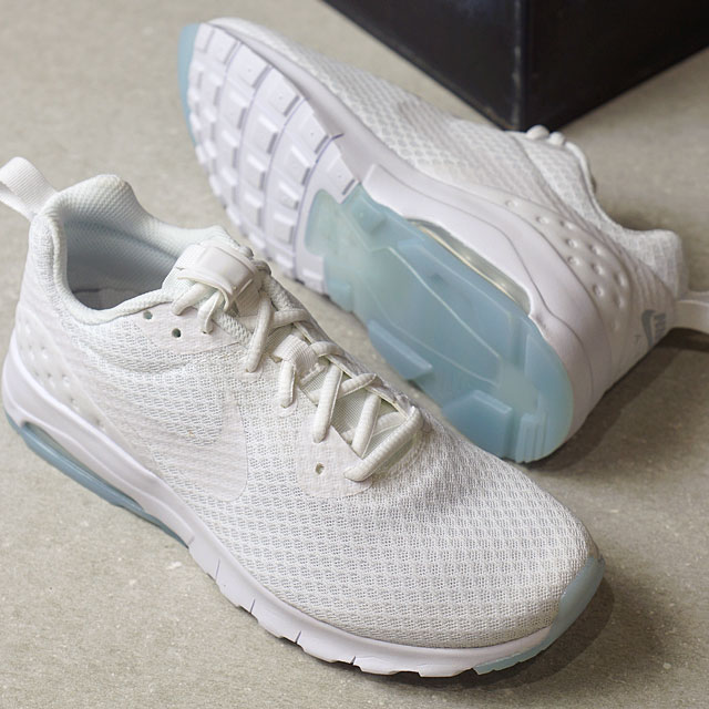 NIKE Nike Womens sneakers WMNS AIR MAX MOTION LW women's Air Max motion LW white white (833662 110 SS17)