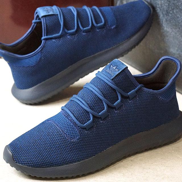 huge discount best value amazon Adidas originals shadow knit men gap Dis adidas Originals TUBULAR SHADOW  KNIT チュブラー M blue S17/ core black /C navy (BB8825 SS17)