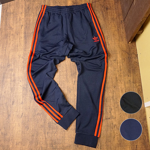92de661a231 Adidas originals apparel superstar caved pants adidas Originals mens Womens  Jersey pants SST CUFFED TRACK PANTS ...