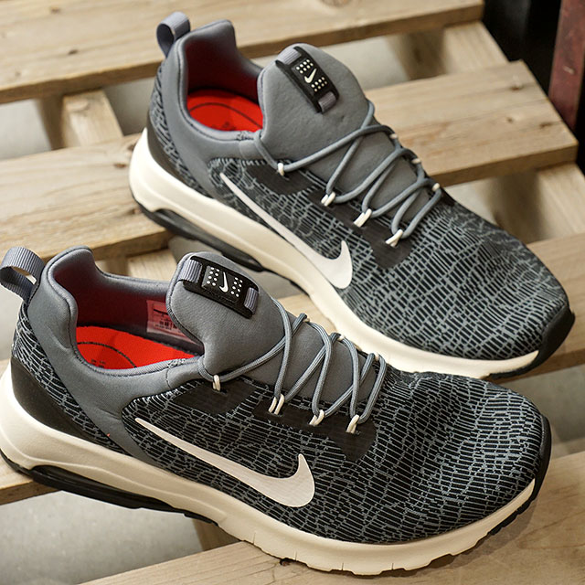 86dbfe3a67092 NIKE Nike sneakers Lady s WMNS AIR MAX MOTION RACER women Air Max motion  racer black   sail   cool gray (916