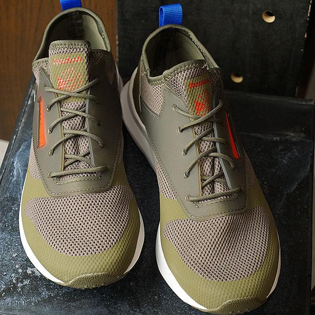 e01e07c0b744 Reebok CLASSIC Reebok classical music sneakers shoes men ZOKU RUNNER HM  ゾクランナー HM A green   white  P red  V blue  E orange (BD6000 FW17)