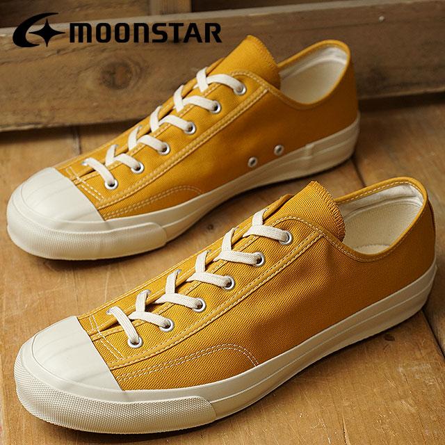 546fb0998f7b Moonstar MoonStar sneakers men Lady s FINE VULCANIZED GYM CLASSIC fine  vulcanized gym classical music MUSTARD (54320014 FW17) Nippon Shoe