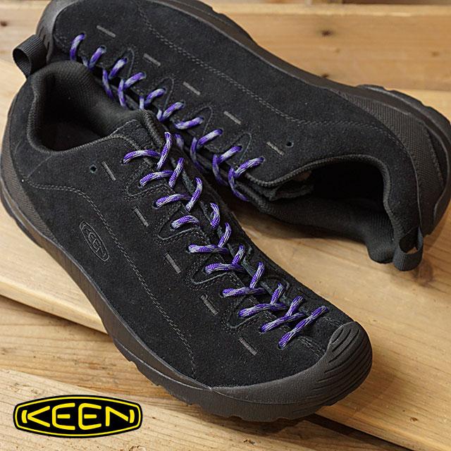 【即納】KEEN キーン スニーカー 靴 メンズ MENS Jasper ジャスパー Black/Black (1017349 FW17)【コンビニ受取対応商品】