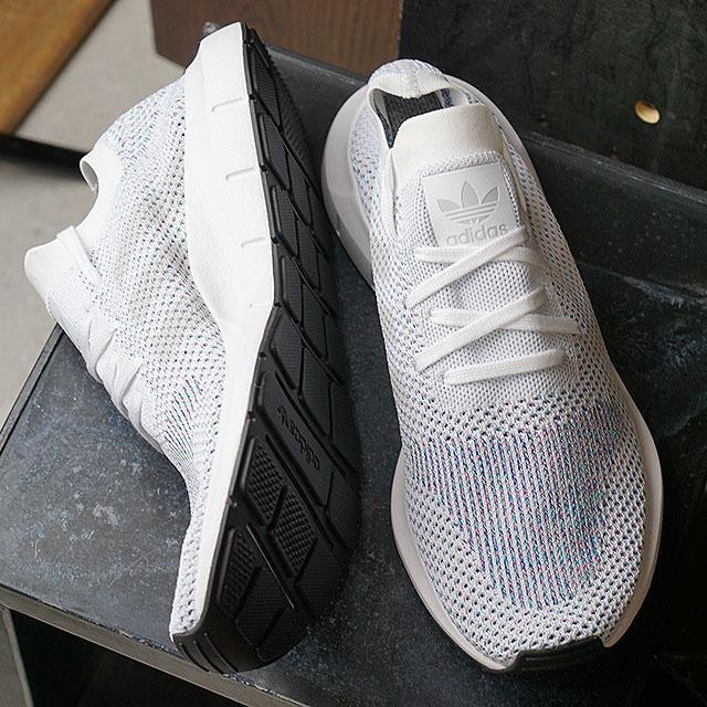 【在庫限り】adidas アディダス SWIFTRUN PK スイフトラン プライムニット アディダスオリジナルス adidas Originals Rホワイト/グレーワンF17/コアブラック 靴 (CG4126 FW17)【e】【ts】【コンビニ受取対応商品】