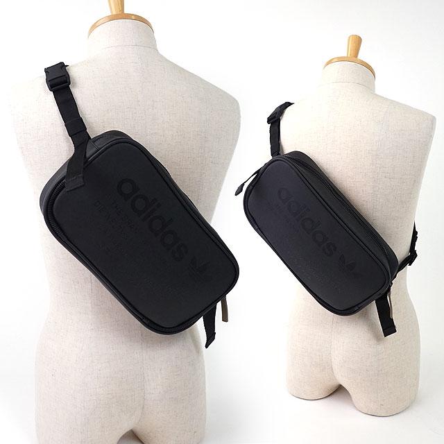 ba394c8d038 Take adidas Adidas waist bag slant; NMD CROSS BODY BAG エヌエムディークロスボティバッグ ...