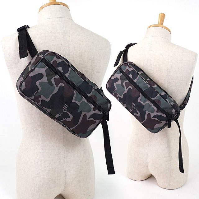 4dbf2a5f3fd2 Take adidas Adidas waist bag slant  CROSS BODY BAG CAMO crossbody bag duck  Adidas originals adidas Originals (BQ6090 FW17)