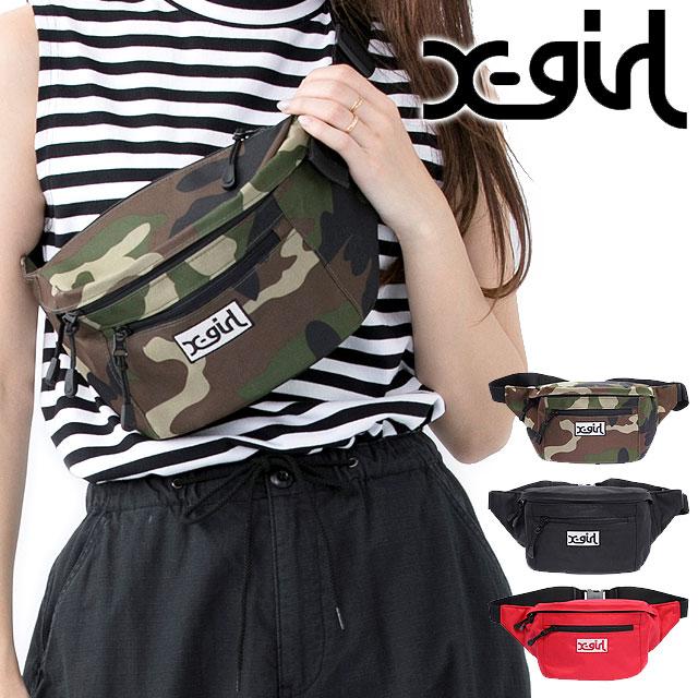 419bf8b4fa6d X-girl X girl waist bag OUTDOOR HIP BAG outdoor hips bag (5175040 FW17)
