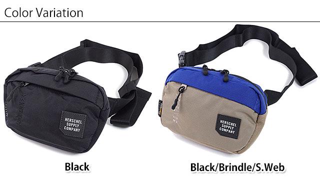 Herschel Supply Hershel supply 1L waist bag Tour Small tour Small volume  body bag (10321 FW17) e9c176178e34a