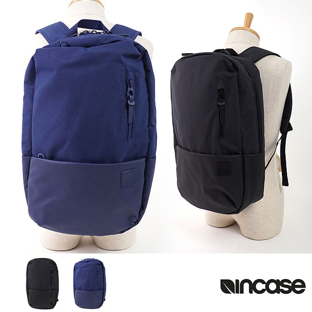 【即納】Incase インケース リュック Compass Backpack コンパス バックパック デイパック (INCO100178-NVY FW17)【コンビニ受取対応商品】